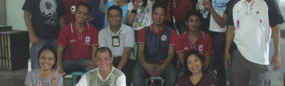 Philippine Red Cross offering First Aid Training to CKWD Staff