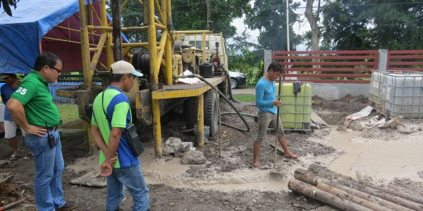 Mambucal PS Well Drilling