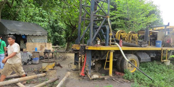 Brgy. Saravia Well Drilling
